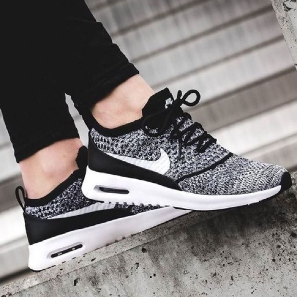 627bfa1672 Nike Shoes | Air Max Thea Ultra Flyknit Womens Oreo | Poshmark